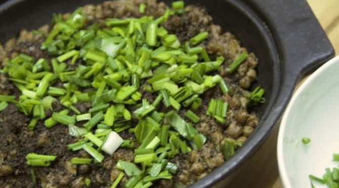 Manipuri Fried Chana