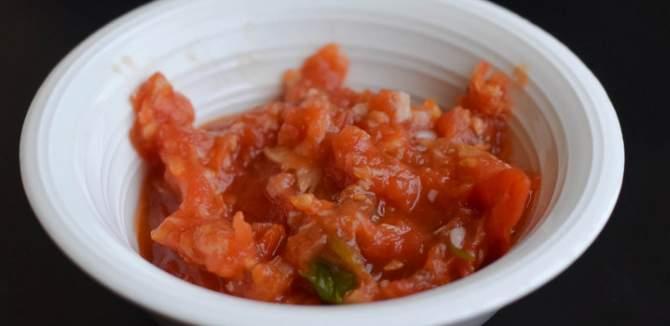 Tomato Chawtni