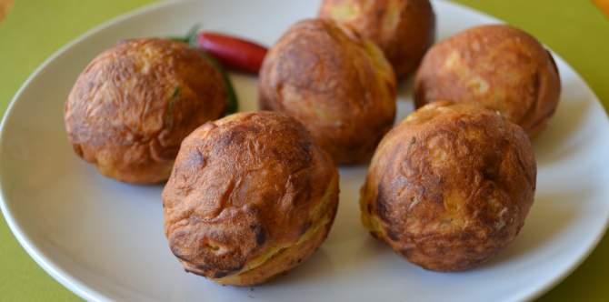Batata Vada – baked