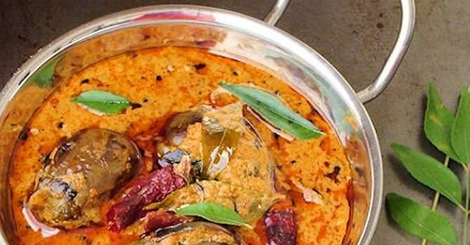 Hyderabadi bagara baingan