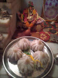ukadiche modak for ganesh chaturthi