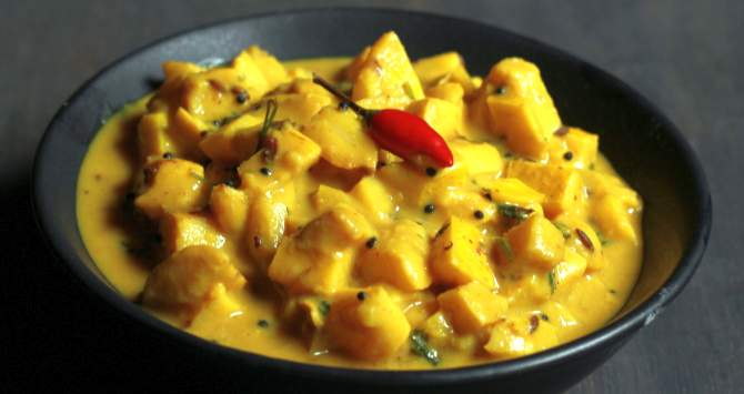 Peruchi Bhaji