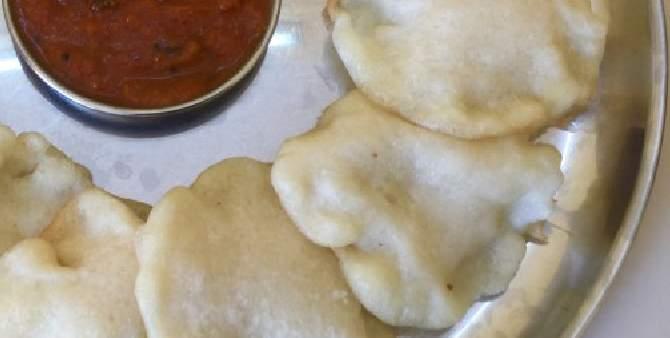 Chettinad Vellai Paniyaram
