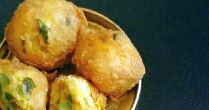 Rajgira Batata Wada