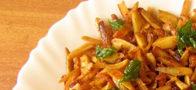 Chakkakkuru Chips