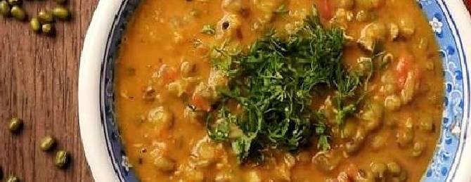 Cherupayar curry