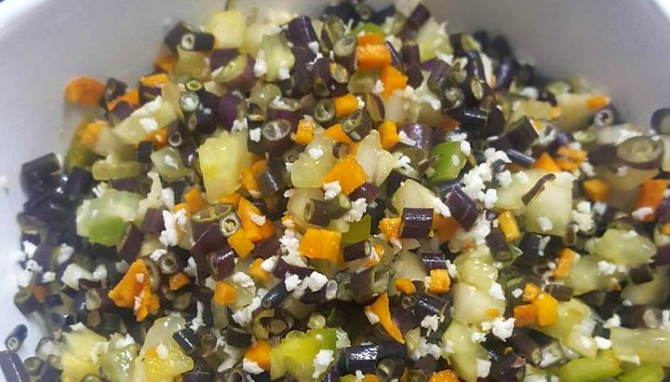 Mogri Salad