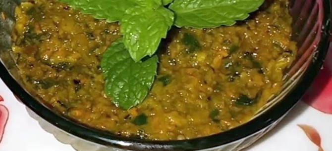 Kecha Holdira chatni