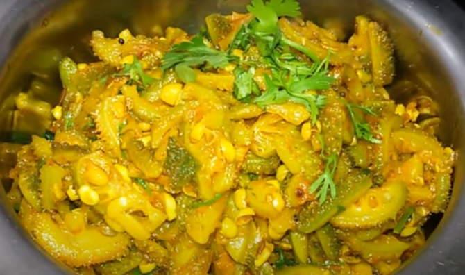 Katurle chi bhaji